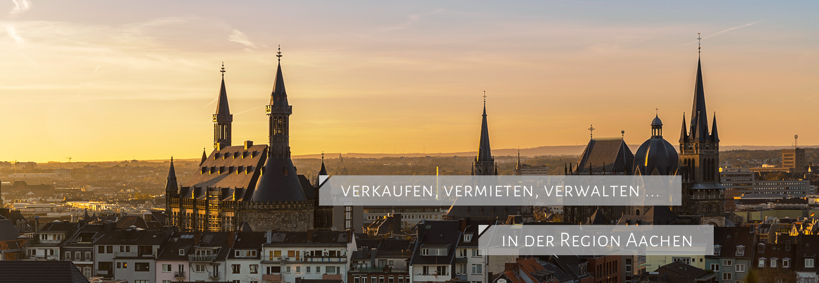 Sabine Jochum Immobilien Region Aachen Panorama